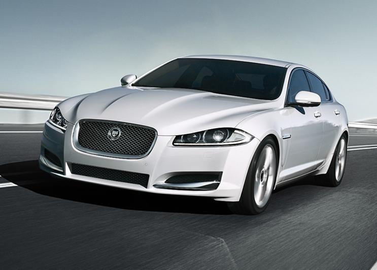 2012 JAGUAR XF - Car Reviews at CarHub