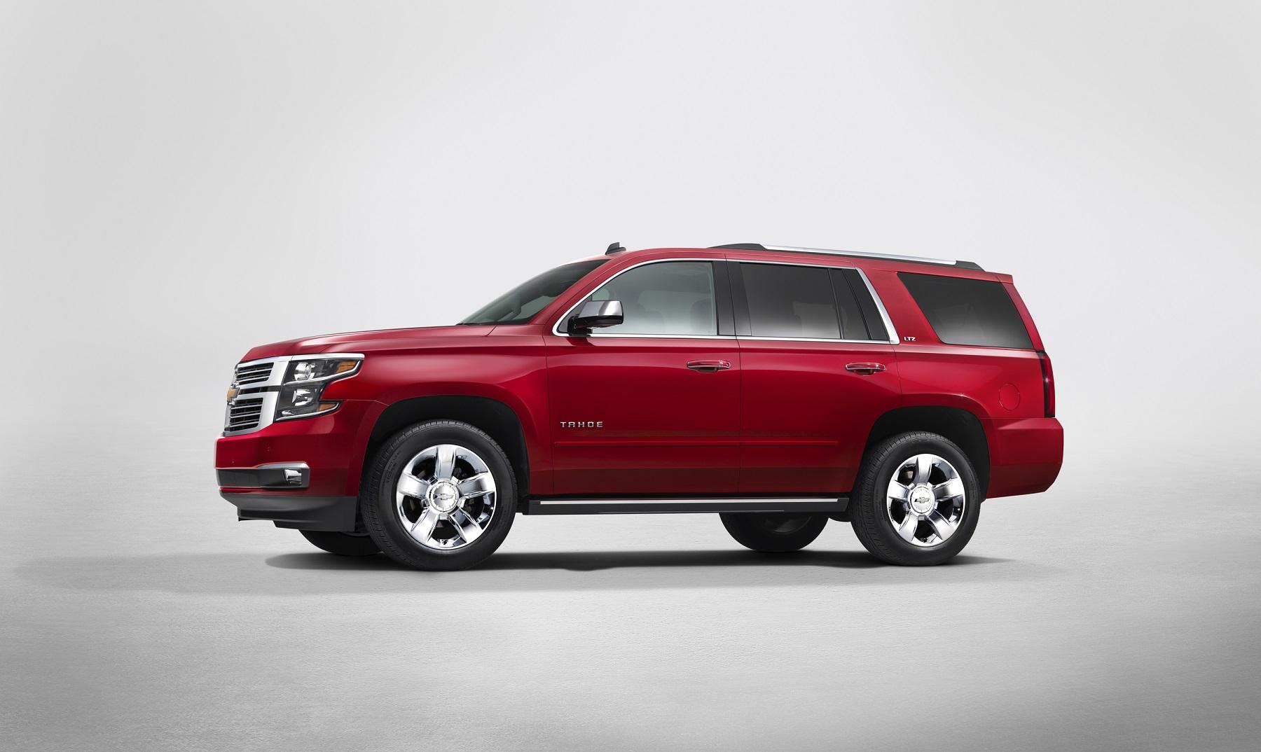 2015 Chevrolet Tahoe Car Reviews At Carhub