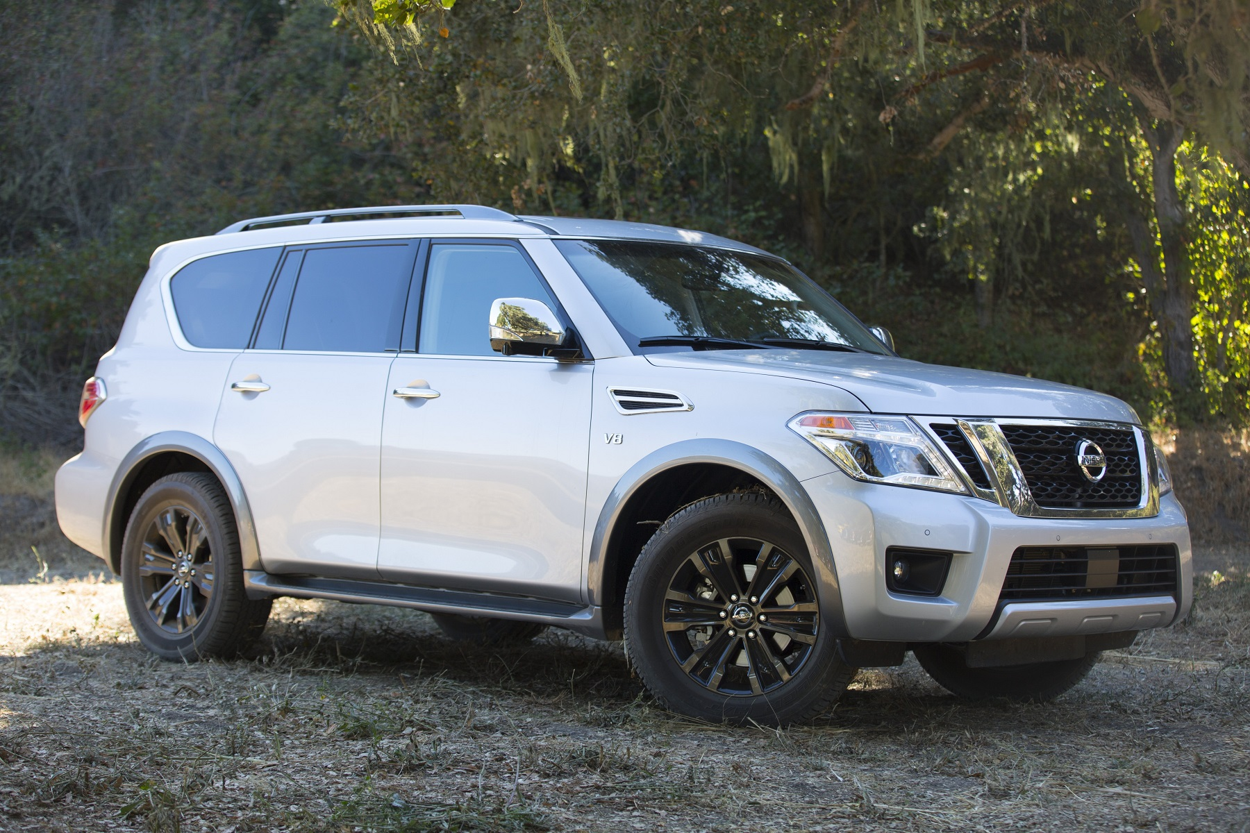 door i cars nissan armada restyling exterior outstanding suv